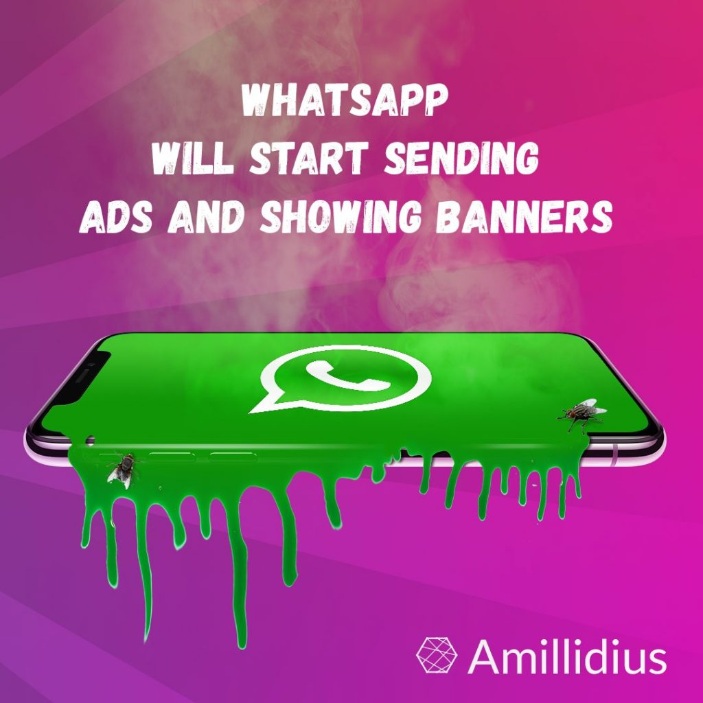 WhatsApp will start sending ads and showing banners