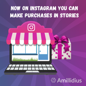 Now on Instagram you can make purchases in Stories
