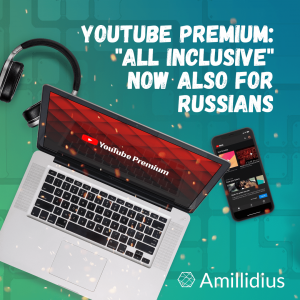 "YouTube Premium: ""all inclusive"" also for Russians"