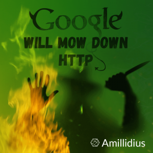 Google will dispose of HTTP