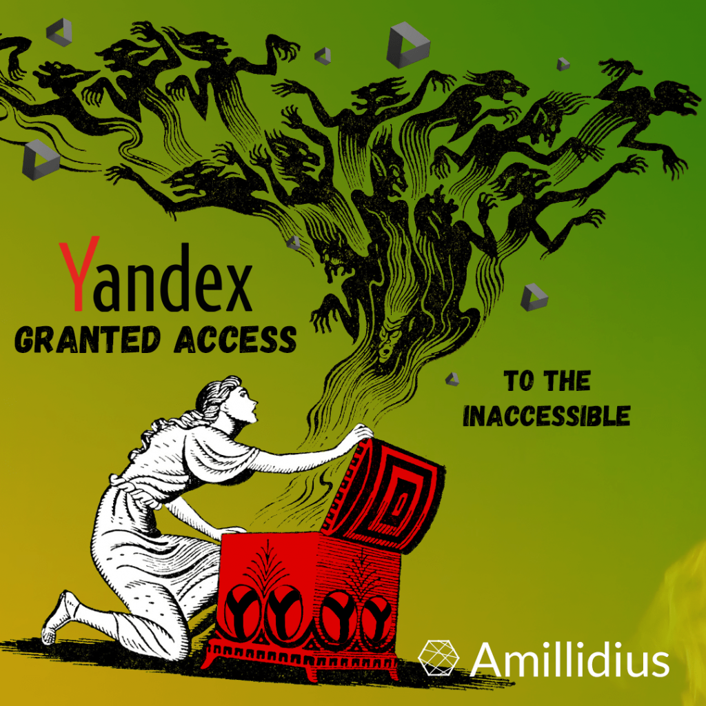 Yandex granted access to other people's documents