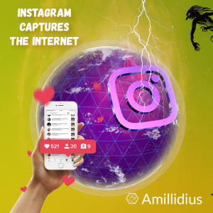 Instagram captures the Internet space