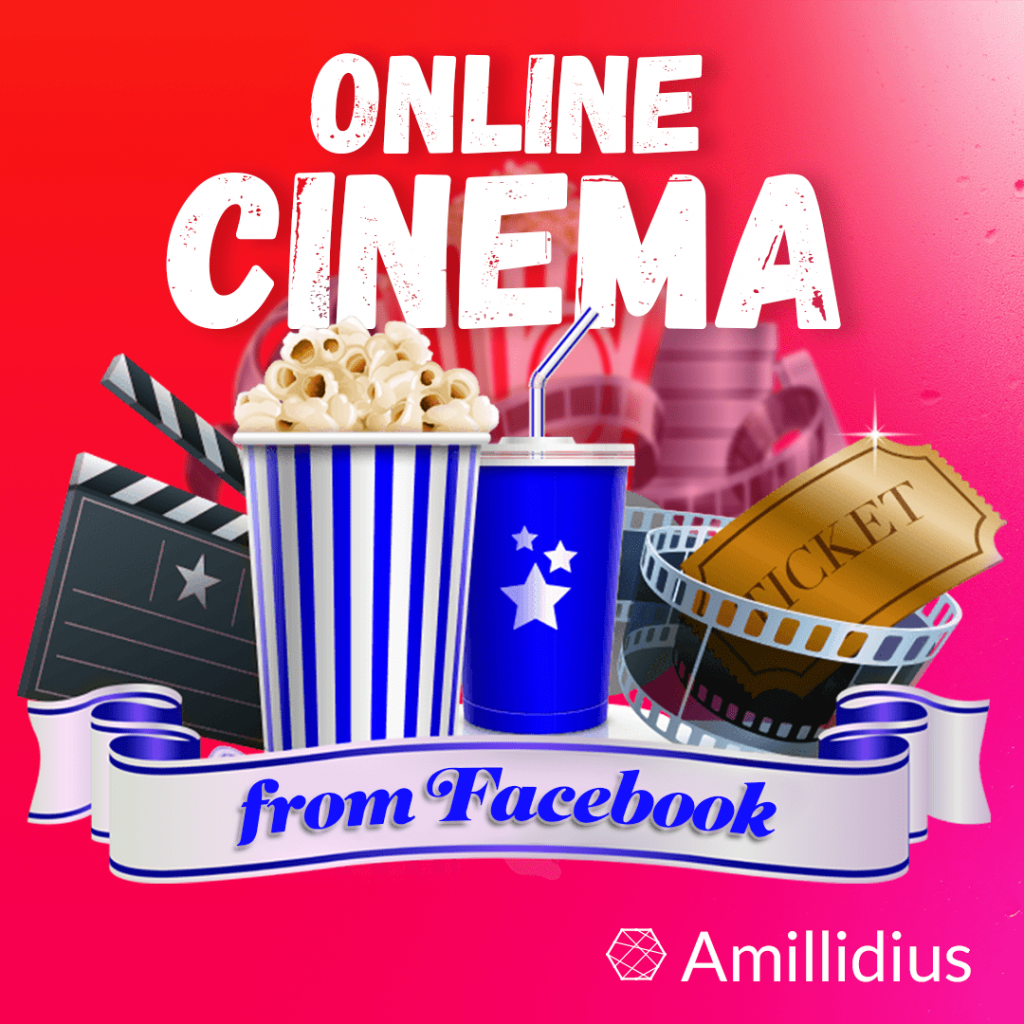 Online cinema in a social network Facebook
