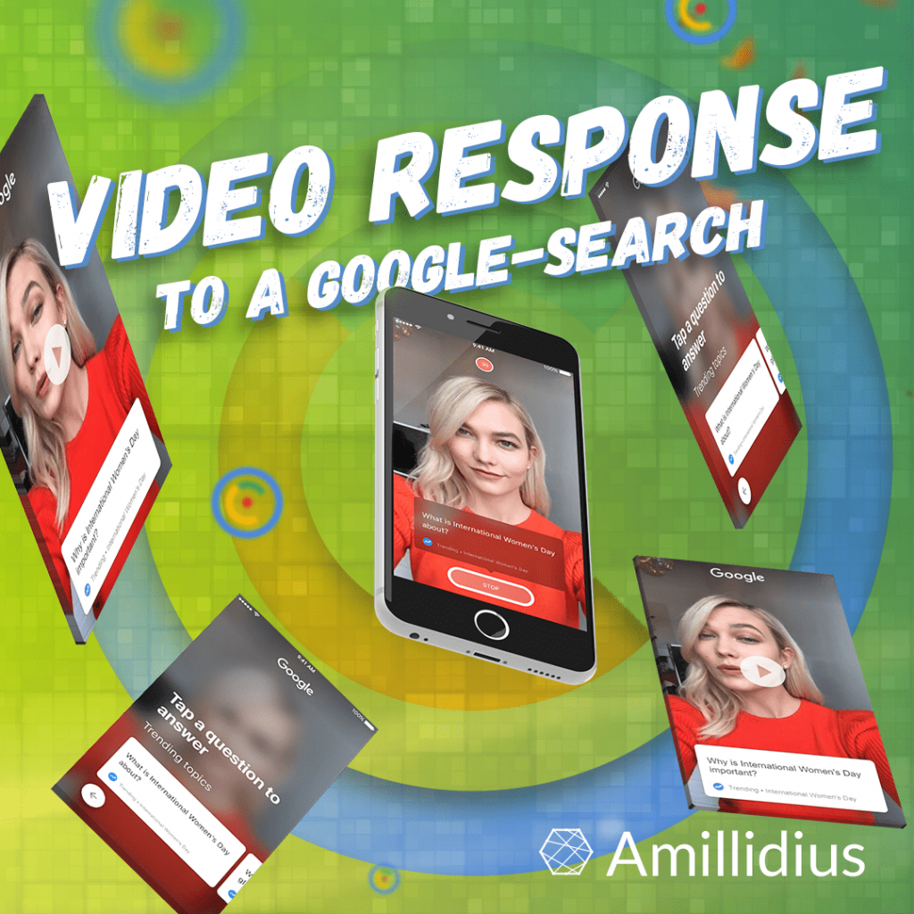 Google will give a video response to a SERP