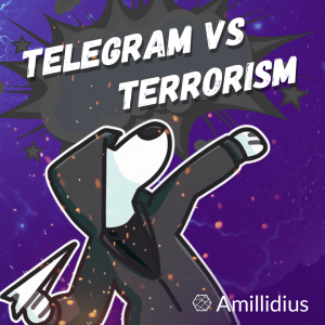 Telegram started fighting with terrorism