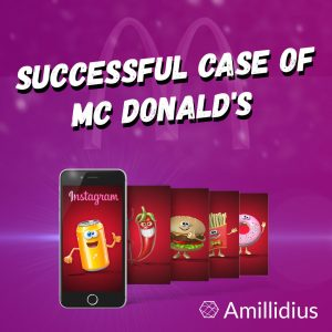 McDonald's, successful case