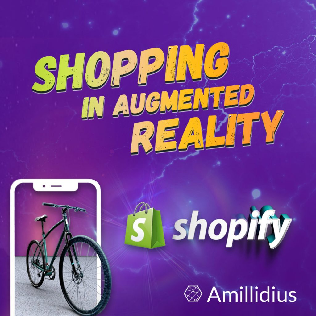shopify, augmented reality