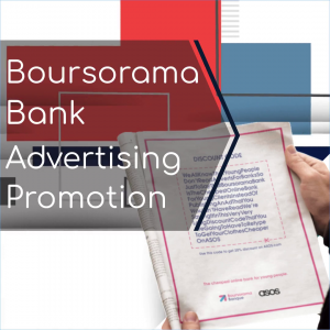 Boursorama Bank and its ad for youth