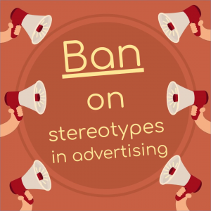 In Britain, gender stereotypes in advertising were banned
