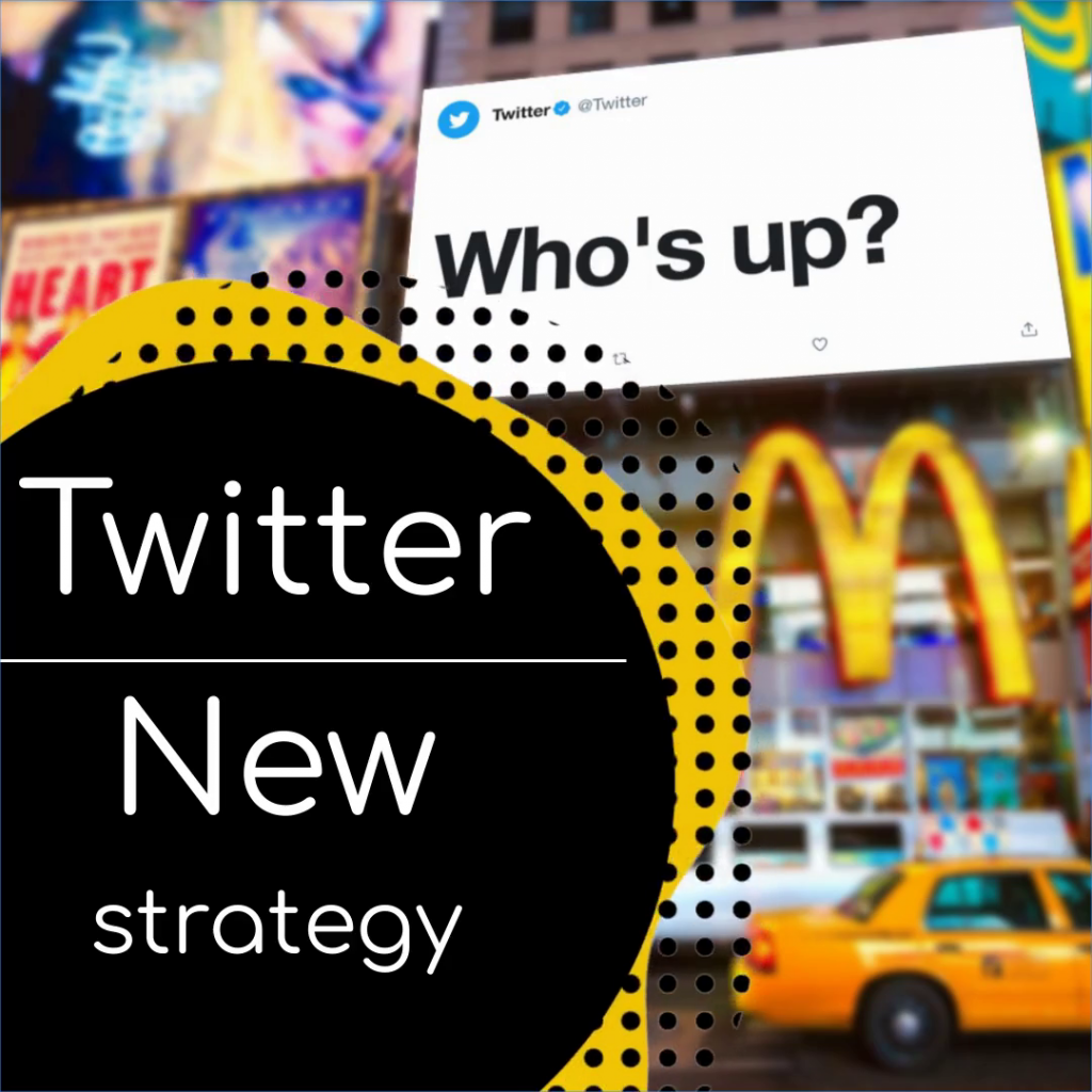 Twitter launched a large-scale advertising on the streets of New York
