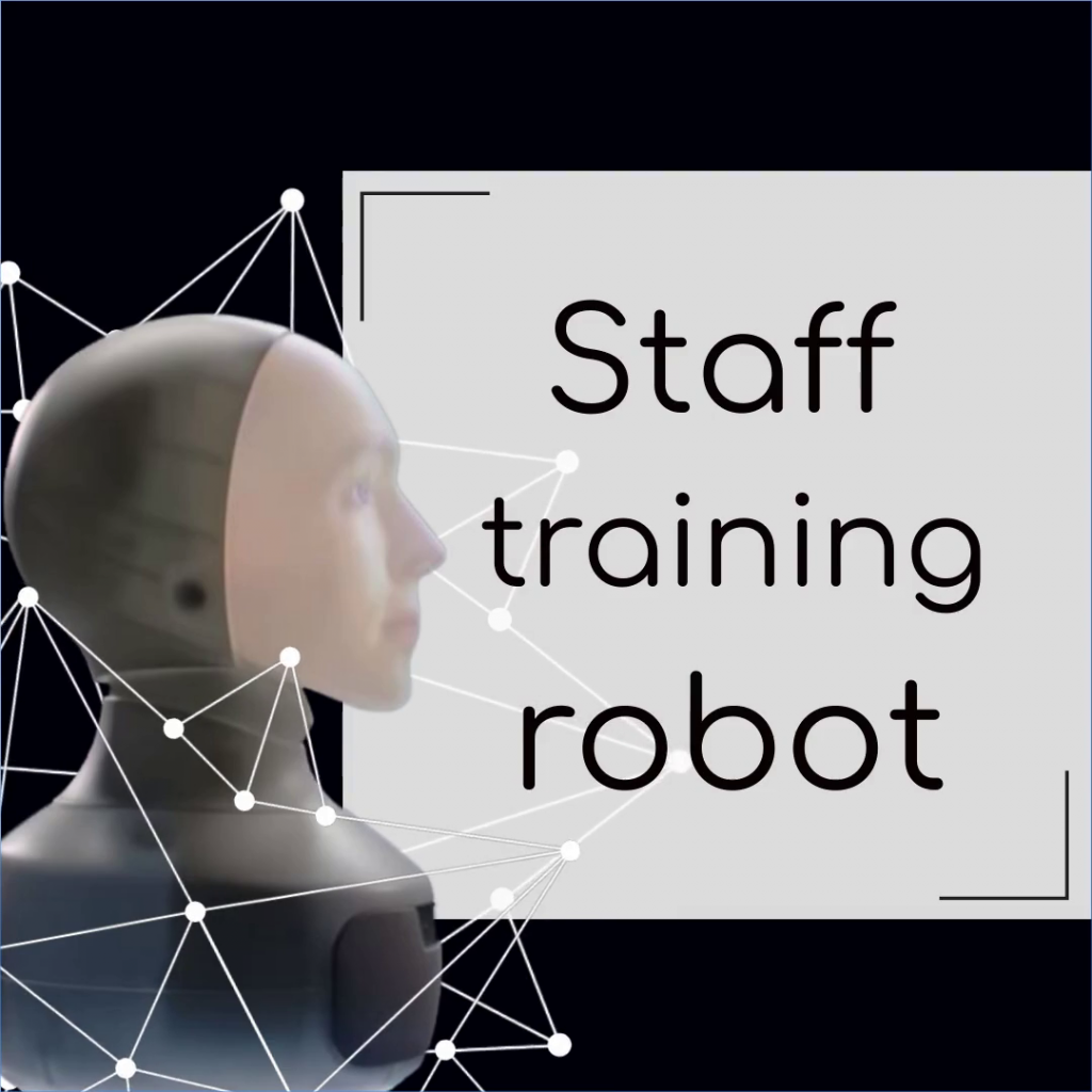 Furhat Robotics developed a social robot for staff training