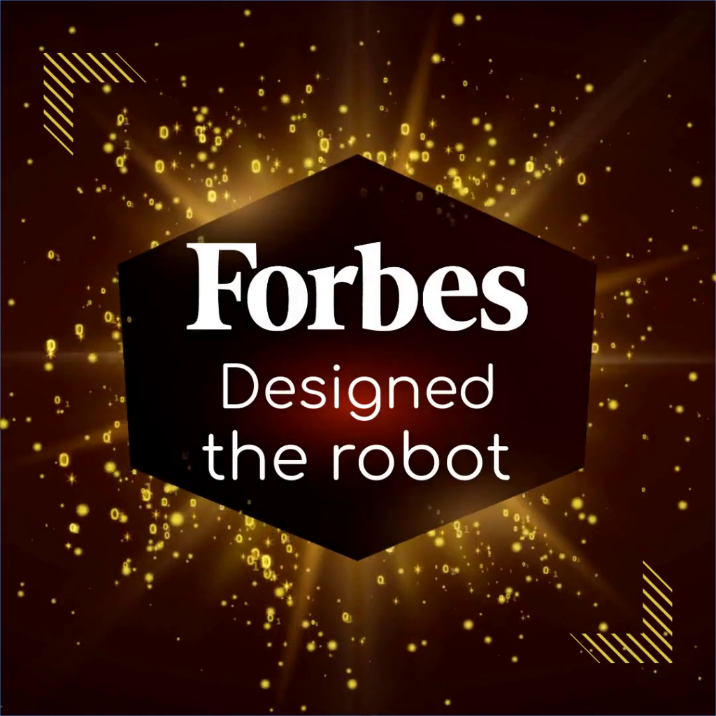 Forbes has created an artificial intelligence