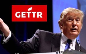 Donald Trump created his own social network